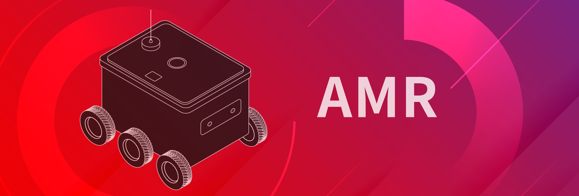 AMR自主移動機器人