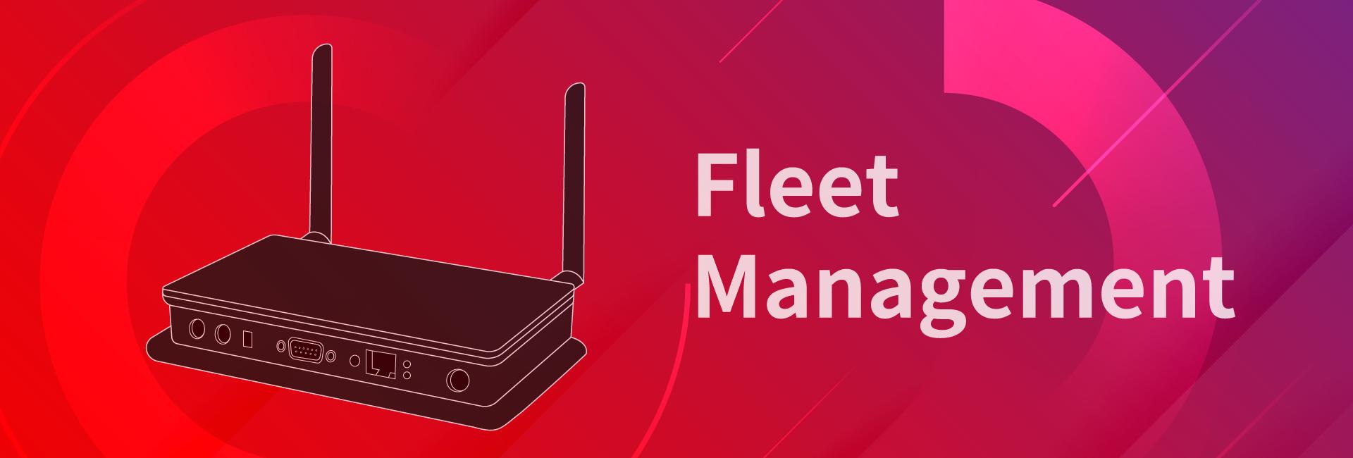 Fleet Management車隊管理