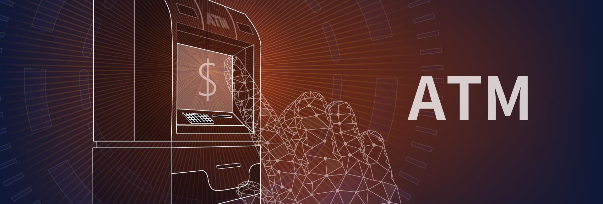ATM (Automated Teller Machine) 自動櫃員機